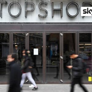 15,000 jobs at risk as Sir Philip Green's High Street retail empire faces collapse