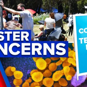 Coronavirus: Fears of Parafield cluster spread following new case | 9 News Australia