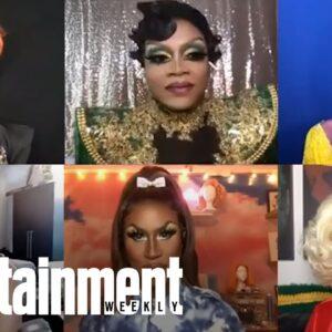 5 Historic 'RuPaul's Drag Race' Winners On Race, Representation, 13 Emmy Nods | Entertainment Weekly
