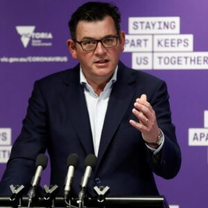 There is 'something wrong' with Dan Andrews - he just wants 'control over everybody'