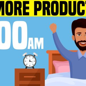 16 Tips to Be More Productive Today