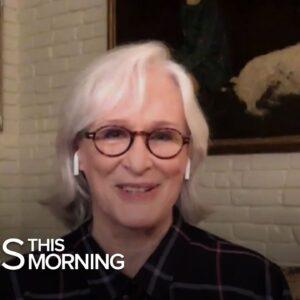 "Actress Glenn Close on new film ""Hillbilly Elegy"""