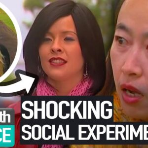 Exploring Racial Stereotypes (Social Experiment)  The Big Experiment   Reel Truth Science