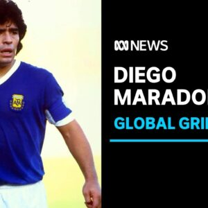 Three days of mourning declared in Argentina after death of Maradona | ABC News