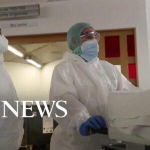 Boris Johnson to self-quarantine after contact with Parliament member