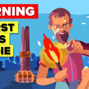 Burned Alive - Worst Ways to Die