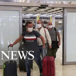 CDC issues Thanksgiving travel warning as COVID-19 cases soar