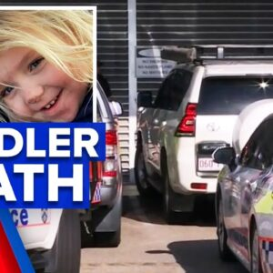 Child found dead in car on scorching day | 9 News Australia