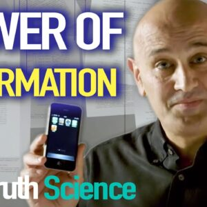 Order and Disorder: Information (Jim Al-Khalili) | Science Documentary | Science