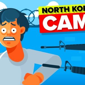Escaping a North Korean Internment Camp (Only Person Ever)