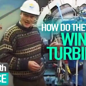 How Did They Build That? Wind Turbines (Engineering Documentary)   Reel Truth Science