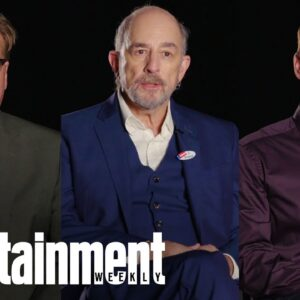 'The West Wing' Cast Remembers John Spencer And Kathryn Joosten   Entertainment Weekly