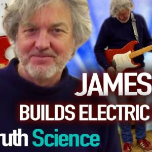 James May The Reassembler: Electric Guitar (Engineering)   Science Documentary   Science