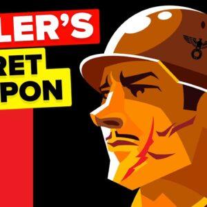 Hitler's Secret Weapon - Germany's Most Dangerous Black Ops Soldier
