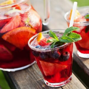 How To Make Fruit Punch