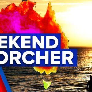 Fire brigade on alert as state prepares for weekend heatwave | 9 News Australia