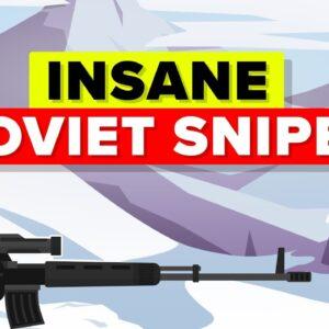 Insane Soviet Sniper, 242 Kills In Four Months