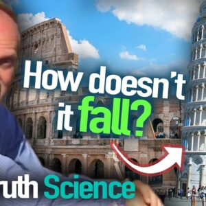 The Leaning Tower of Pisa   How Did They Build That? (Engineering Documentary)   Reel Truth Science
