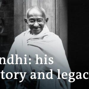 Mahatma Gandhi – dying for freedom   DW Documentary