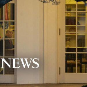 Biden warned Trump's avoidance to transition threatens COVID-19 efforts   WNT