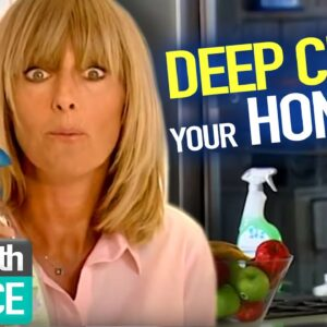 Deep Cleaning your Home: BLEACH (How it's Made) | How To | Wonderstuff | Reel Truth Science