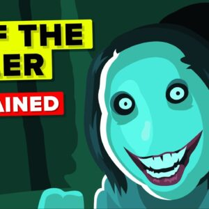 Monster Stalks Your Nightmares - Jeff The Killer EXPLAINED (Short Animated Film)
