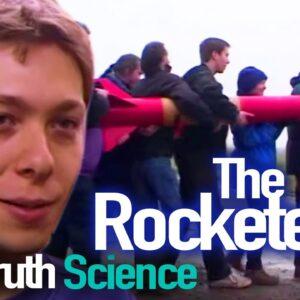 How to Make a SUPER ROCKET (Rocket Experiment) | The Detonators | Reel Truth Science Documentary