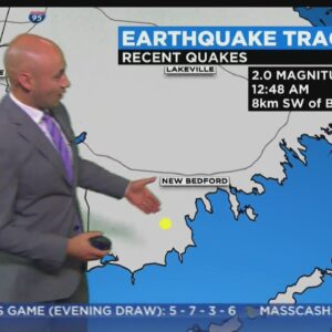 Second Earthquake In Weeks Reported In Bliss Corner