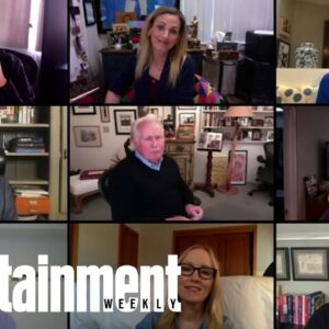 'The West Wing' Cast On Working With Josh Malina | Entertainment Weekly
