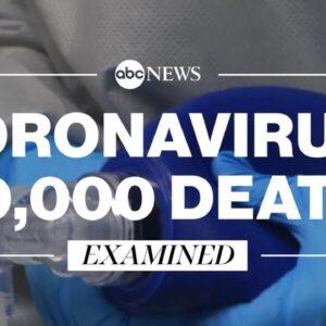 US crosses 250,000 coronavirus deaths | ABC News