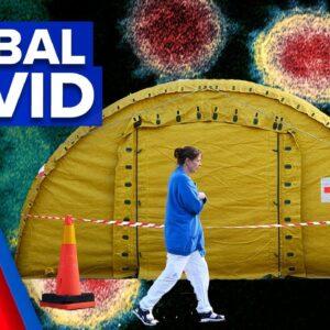 Coronavirus: No international travel predicted until vaccine | 9 News Australia