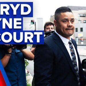 Woman texted Jarryd Hayne after alleged rape   9 News Australia