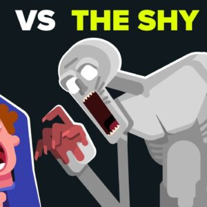 YOU vs SCP-096 (The Shy Guy)