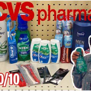 CVS   10/4-10/10   Cheap Dove, Free + MM Oral Care & Revlon Glitch   FREEBIES!!   Meek's Coupon Life