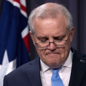 Scott Morrison warns colleagues against  amplification of his scathing China comments