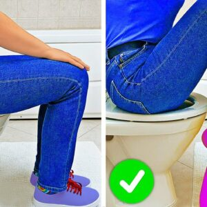 28 Useful Toilet Hacks Nobody Told You About