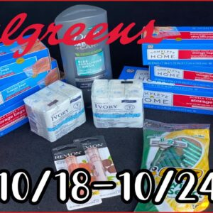 Walgreens | 10/18-10/24 | Moneymaker Razor Deal TODAY ONLY | Easy Transactions | Meek's Coupon Life