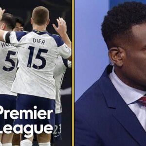 Instant reactions after Tottenham beat Manchester City   Premier League   NBC Sports