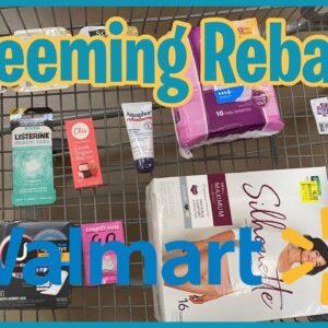 Walmart   Redeeming Rebates!   Mid-Week Bonus   $.25 Each Item!   Meek's Coupon Life