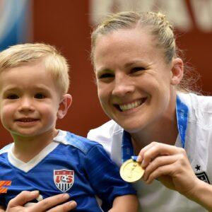 Women's World Cup 2019: Amy Rodriguez balances motherhood, soccer   Off the Pitch Ep. 6   NBC Sports