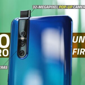 Vivo V15 Pro Unboxing and First Look | 32-Megapixel Pop-Up Camera, Triple Rear Cameras, and More