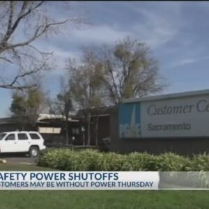 Approx. 600 PG&E customers in Kern County could lose power Thursday