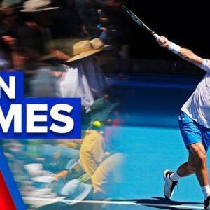 Australian Open to start in February for first time   9 News Australia