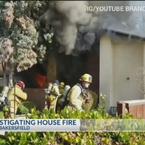 BFD investigating house fire