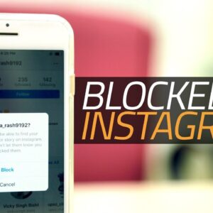 Blocked on Instagram? Here's How You Can Find Out