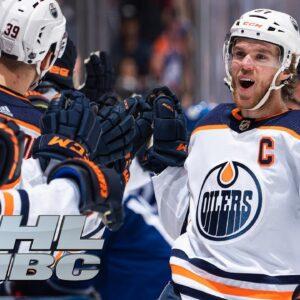 Connor McDavid splits defense, scores INCREDIBLE goal vs. Toronto   NHL   NBC Sports