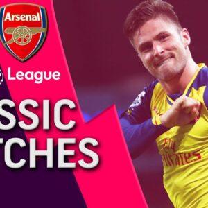 Manchester City v. Arsenal   PREMIER LEAGUE CLASSIC MATCH   1/18/15   NBC Sports