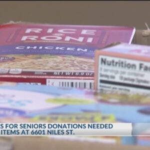 Christmas for Seniors still in need of donations