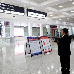 Confidence 'must be re-established' in travelling public