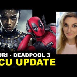 Deadpool 3 Writers, Black Panther 2 Shuri - MCU BREAKDOWN
